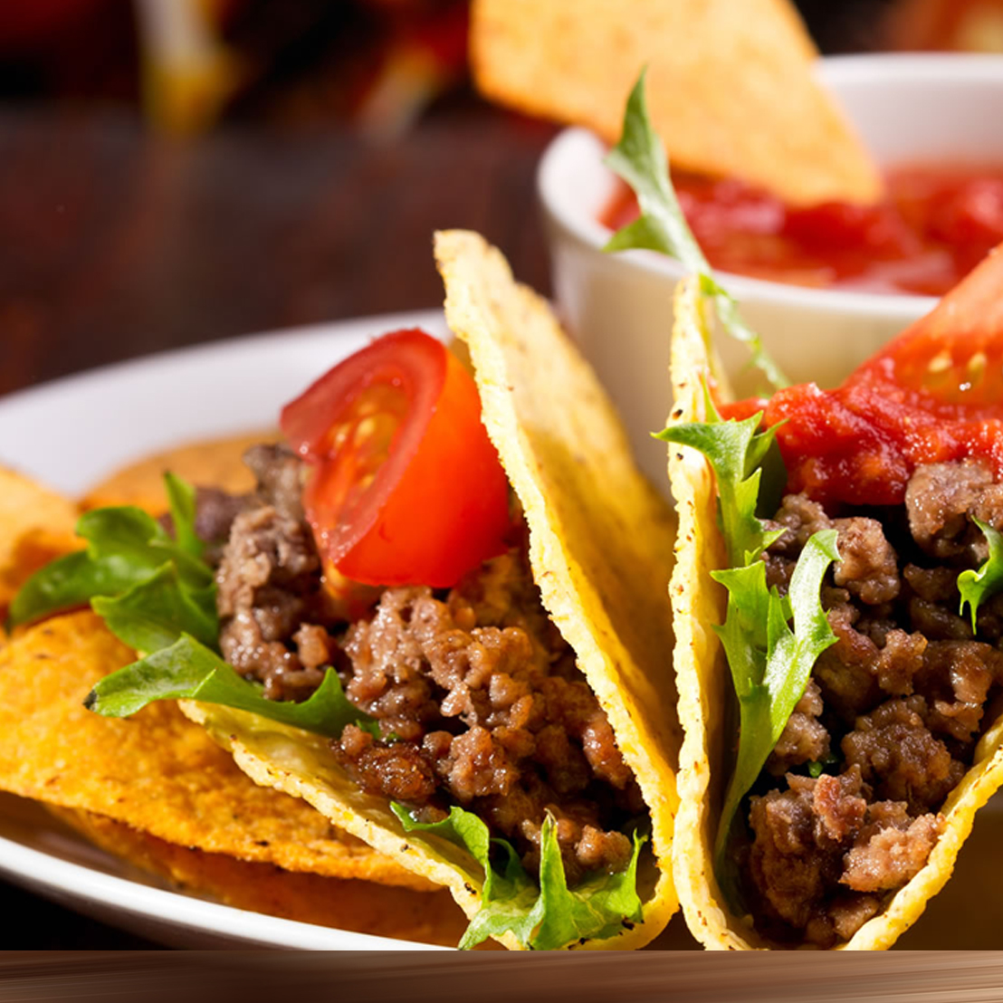Super tacos for Autentica mexican cuisine